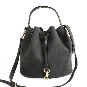 50158aa9fcc 2019 High Quality Customize Fashion Suede Bag Leather Shoulder Bag In  Guangzhou Factory - Buy China Wholesale Handbags,Bucket Bag,Bags Women  Handbags ...