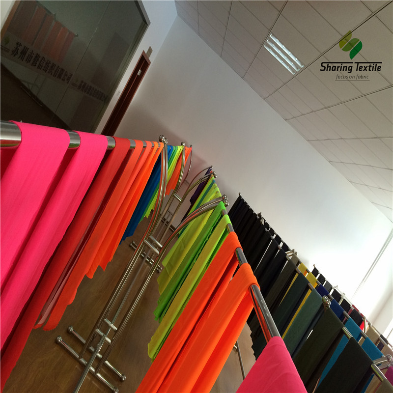 Wholesale All Colors High Visibility Safety Vest Fabric/High Visibility Workwear Fabric/High Visibility Sportswear Fabric