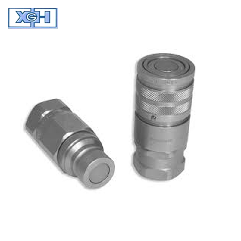 Best Service stainless steel hydraulic quick disconnect coupling