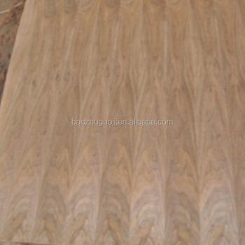 Black Walnut Wood Interior Wall Paneling Veneer Plywood
