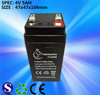 Maintenance-free Rechargeable 4 V 5A Battery