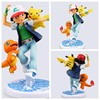 Pokemon ex mega plasic figure custom game character action figures ICTI factory