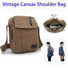 Hottest Vintage Messenger Canvas Shoulder Bags for Men Wholesale