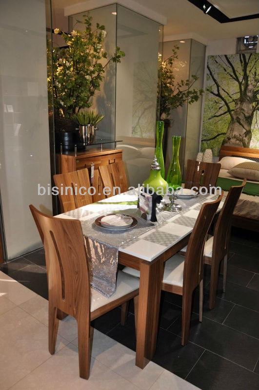 Nouvel lment  Design Moderne En Bois De La Maison Salle  Manger