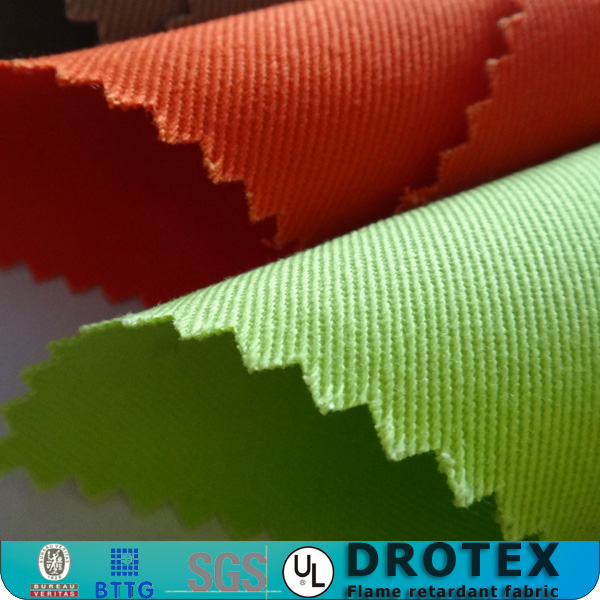 Distributer of 100 cotton fireproof fabric special for dangerous job uniform