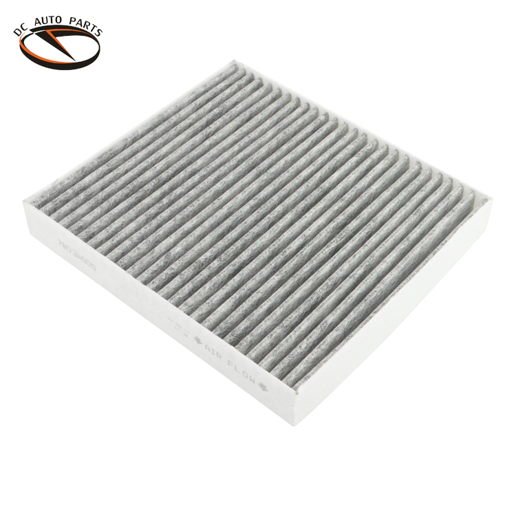 AC Filters Cabine Luchtfilter Element voor Japanse Auto 7803A005