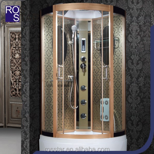 2014 High Quality enclosed steam Shower Room RS-SR8061