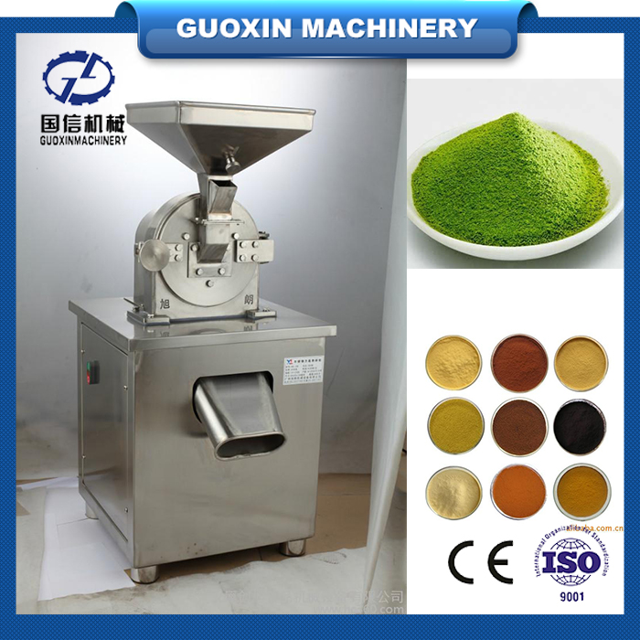 Alibaba popular tea grinder grinding moringa powder making machine