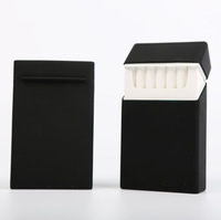 Custom Blank Cigarette Packs Silicone Cigarette Box Case