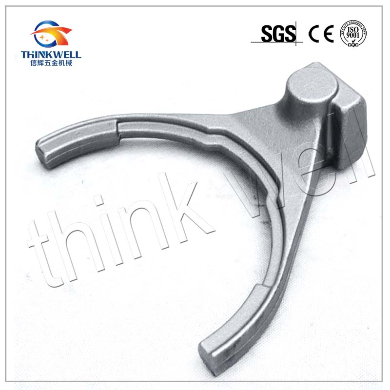 Cast Steel Shift Yoke Made By Investment Casting