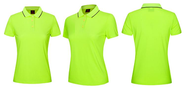 Top Kwaliteit T-shirt, groothandel mannen en vrouwen Custom Polo Met Borduurwerk