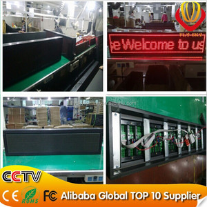 YIWU international market Pixel 10 color led display screen alibaba express top ten supplier high quality & best service