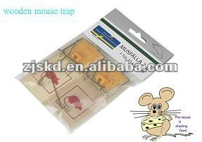 Top Selling Wooden Mouse Traps