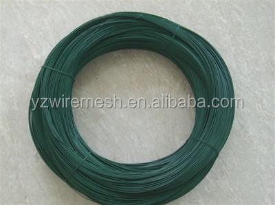 high quality ul certification pvc coated wire (factory)