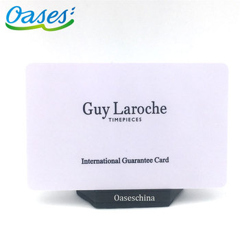 standard size of place cards
