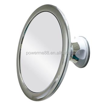 Rotating Fog Free Shower Mirror No Bathroom Anti With Super