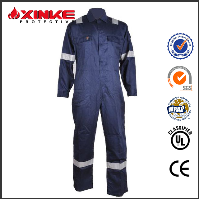 Low Formaldehyde Soft Handle Safety Works Clothing Wholesale