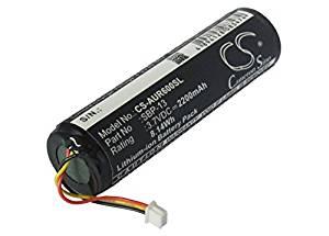 vintrons (TM) Bundle - 2200mAh Replacement Battery For ASUS 07G016UN1865, SBP-13, + vintrons Coaster