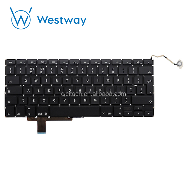 Laptop keycaps keyboard for MacBook a1297 keyboard