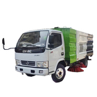 Dongfeng good price new condition 4X2 road street sweeper truck for sale