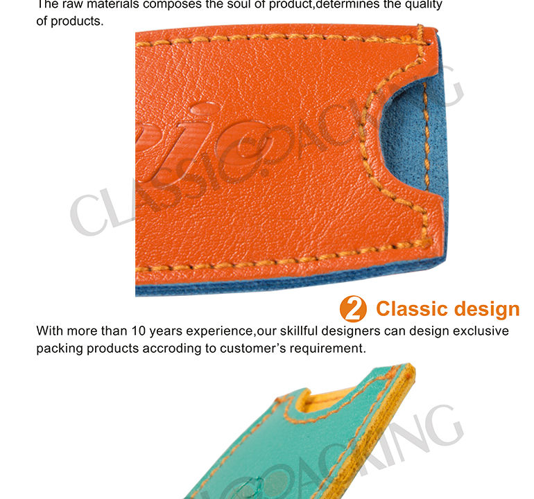 Hot high quality leather knife sheath