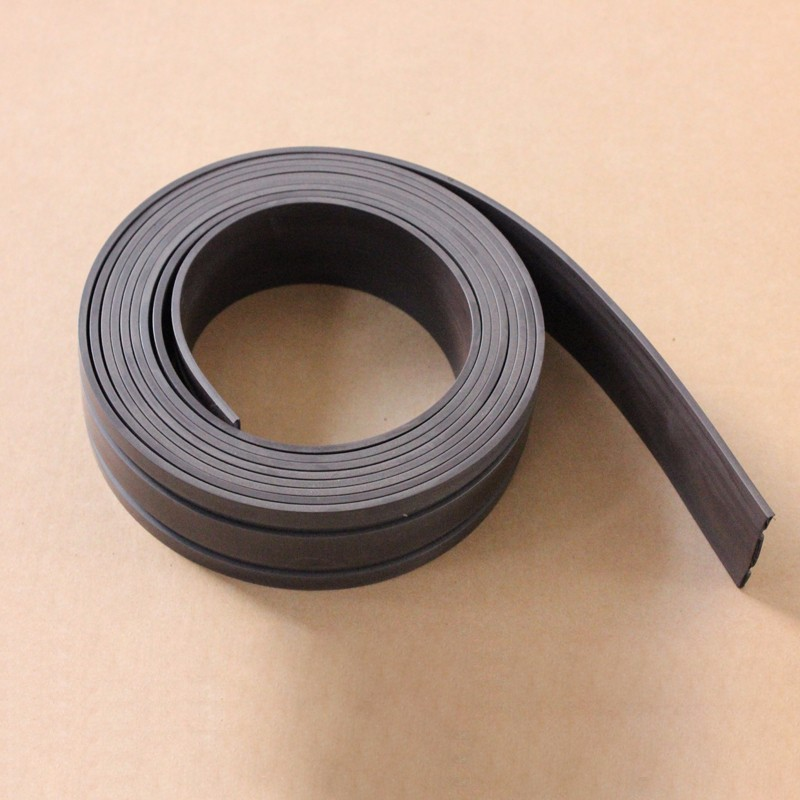 magnetic rubber strips,Flexible rubber magnetic strip door screen