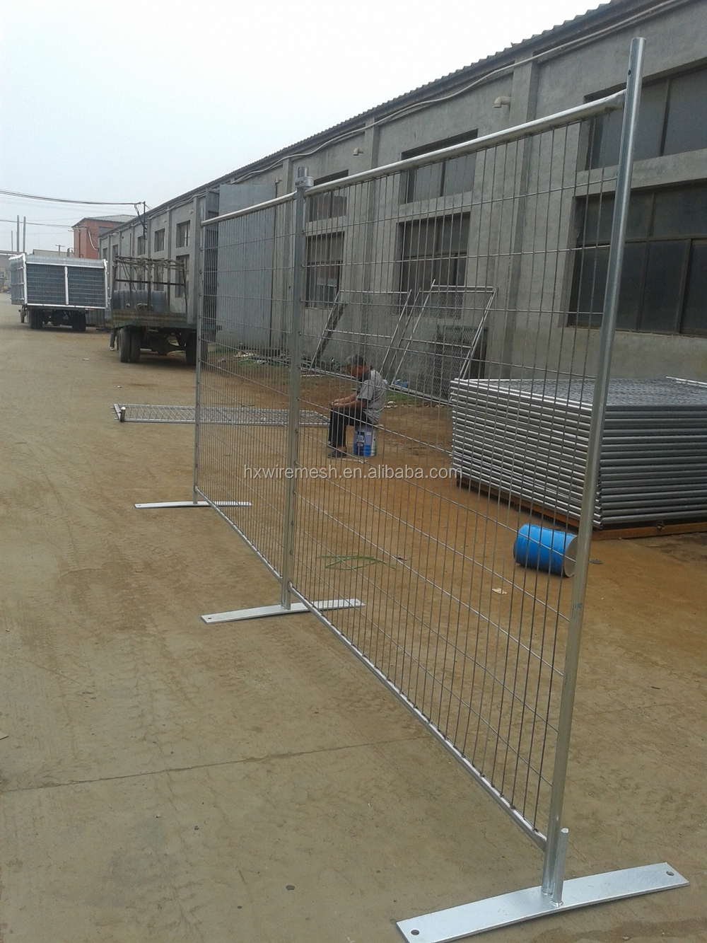 Temporary metal fence panels temp fence prices wire mesh temporary metal fence panels temp fence prices wire mesh temporary fence for boundary wall baanklon Image collections