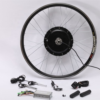 Good quality Chinese factory electric bike conversion kits hub motor