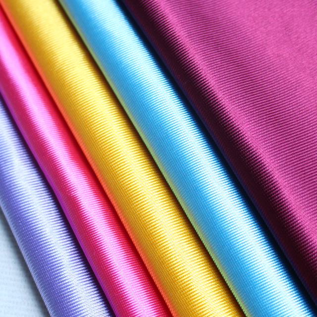 Wholesale 100% Polyester Lining Tricot Dazzle Fabric For Shoes/Sportswear