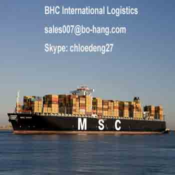 sea freight india by professional shipment from china - Skype:chloedeng27