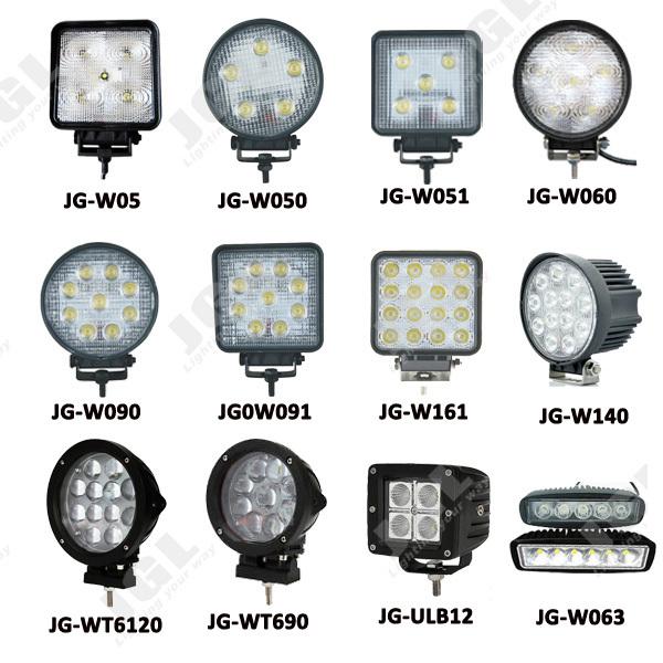 Jgl Led Driving Light! Cree Led Work Light,27w Led Driving Light ...