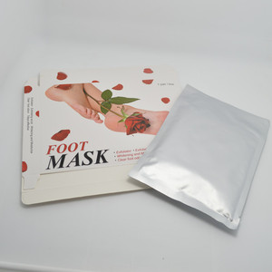 Peeling Milky skin care Exfoliating Foot Mask