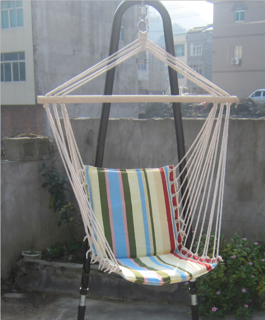 Best Sell High Quality Custom Factory Directly Sales Cheap Price Hammock Chair With Stand