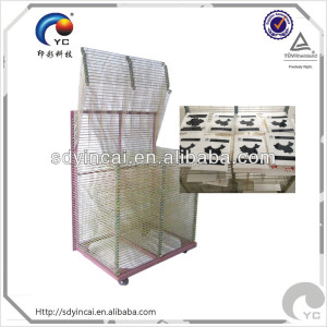 Mesh screen printing drying racks companies looking for distributors