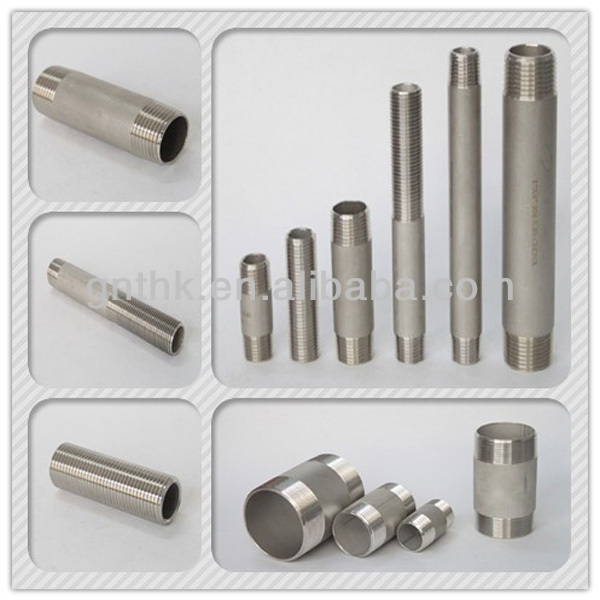 Stainless Steel Barrel Coupling