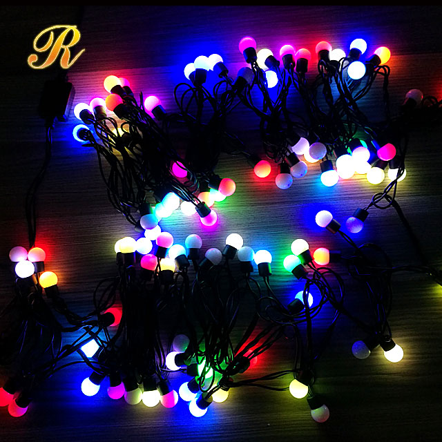 colorful led short string christmas running light buy christmas running lightshort string christmas lightschristmas led lights product on alibabacom