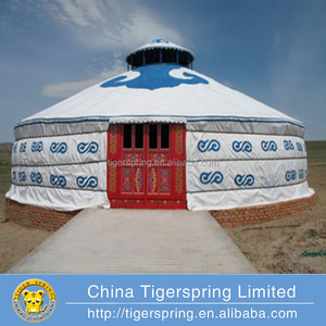 outdoor large mongolian yurt tents for sale