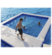 Party On Sea PVC Pool Floatings Inflatable Swimming Pools