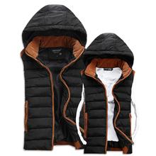 Pánská zimní prošívaná vesta
