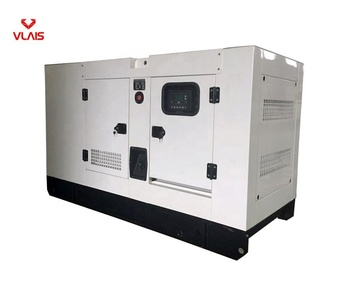 Three phase 35kva sound proof diesel generator group 35 kva price for kenya