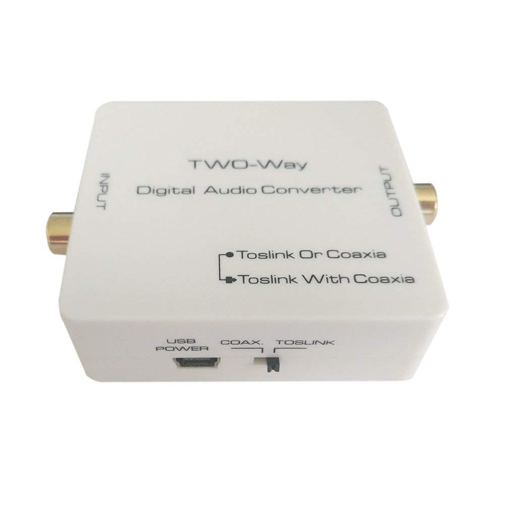 Cheap Digital Coaxial Audio Switch Find 2 Way Usb Box Get Quotations Converter Spdif Toslink To Or
