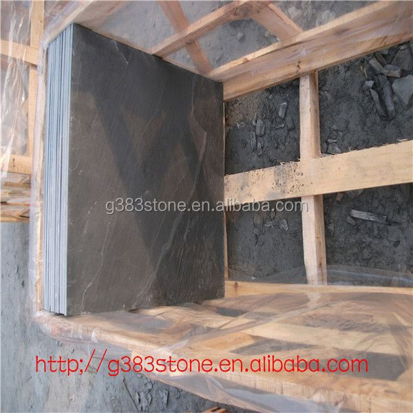 natural wall cladding heat insulation exterior slate stone tile from China
