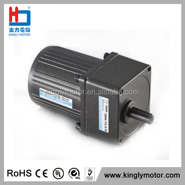 Ac Geared Asynchronous Motor 10kw Ac Motor For Electric