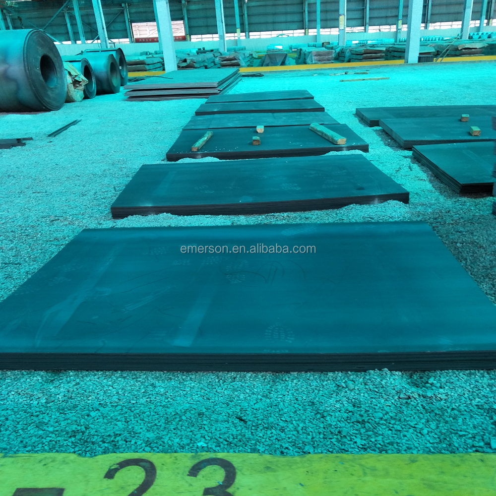 s235jr carbon steel plate factory price list ms plate 6mm