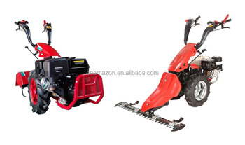Hongyue Two Wheel Walking Tractor With Tiller/cultivator/sickle Bar  Mower/grass Cutter - Buy Walking Tractor,Two Wheel Walking Tractor,Walking  Tractor