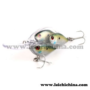 Professional Manufacture Cheap Colorful Fish Lure Fishing Bait With Hook