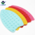 Heat resistant ironing pad board private flat anti slip table silicone iron mat
