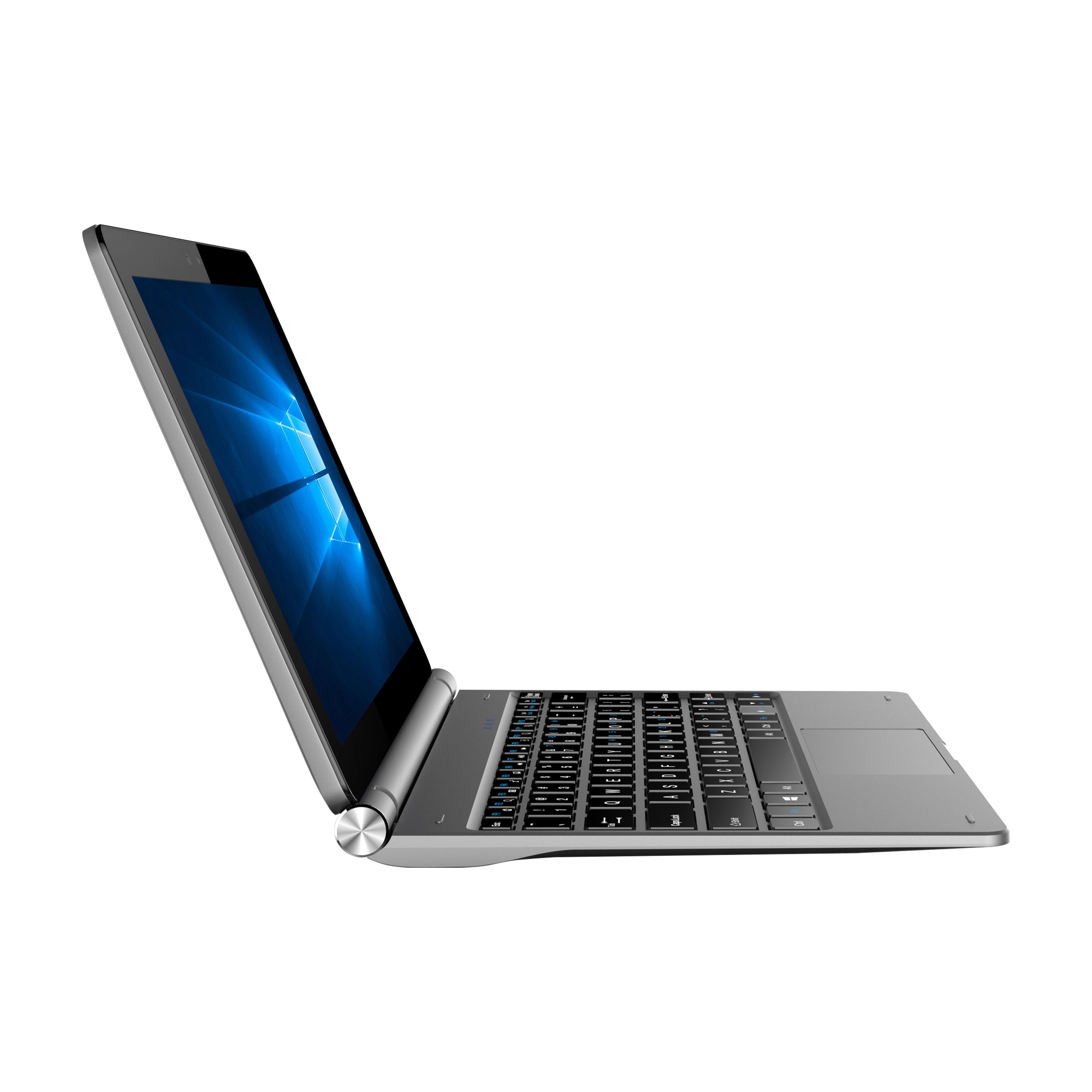 Tablette windows 7 oem 10.1 pouces Cherry trail avec clavier détachable, tablette 2 en 1