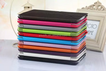 ULTRA THIN WALLET SMART COVER TABLET LEATHER CASE FOR IPAD mini 4