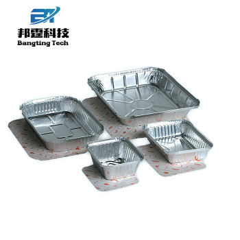 BT Aluminum Factory Price Alloy 3003 H24 Aluminum Container Foil